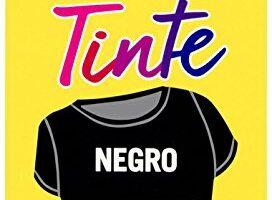 Tinte Negro Para Ropa Mercadona