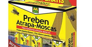 Tiras Atrapamoscas Mercadona