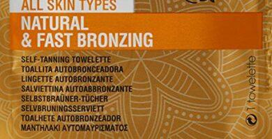 Toallitas Bronceadoras Mercadona