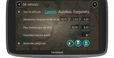 Tomtom Go Professional 6250 El Corte Inglés