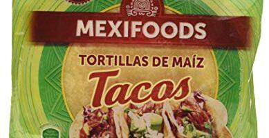 Tortillas Maiz Mercadona