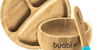 Vajilla Bambu Bebe El Corte Ingles