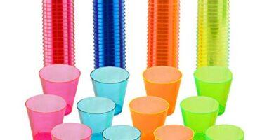 Vasos Chupito Plastico Mercadona