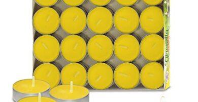 Velas De Citronela Mercadona