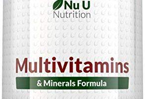 Vitaminas De Mercadona