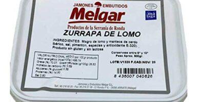 Zurrapa De Lomo Mercadona