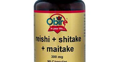Mejor Reishi Shiitake Maitake Opiniones