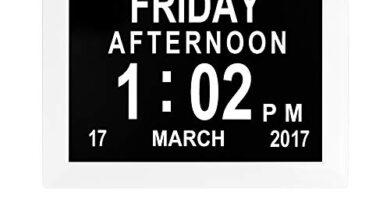 Mejor Reloj Calendario Alzheimer